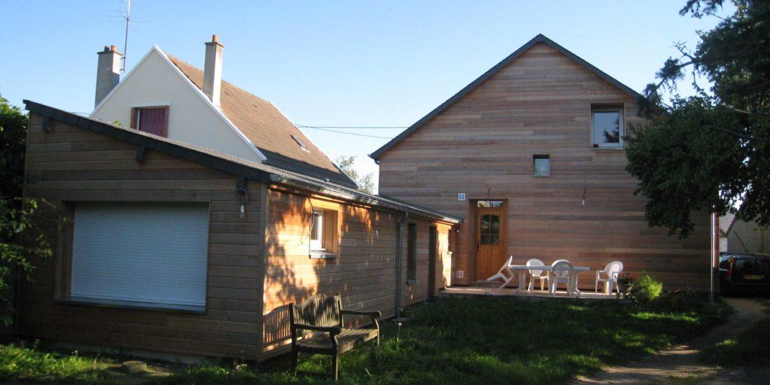 Eco rénovation isolation extérieure